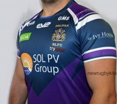 Halifax Rugby League 2016 Away Shirt