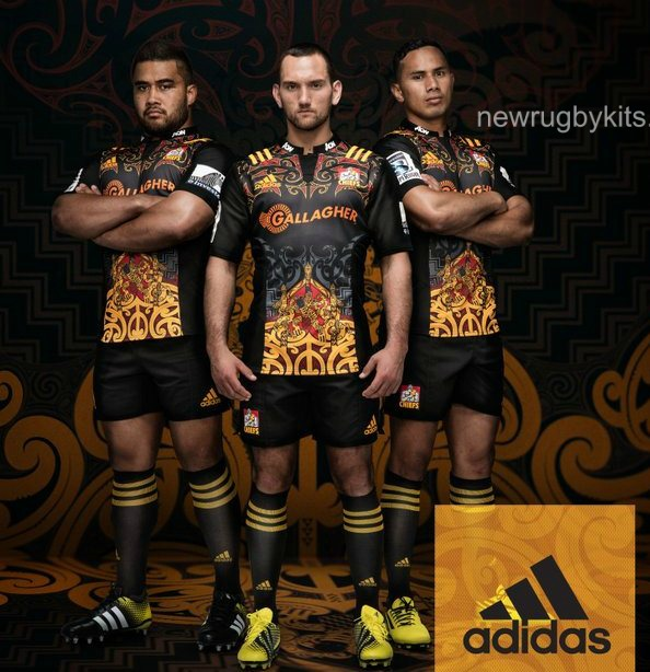 New Chiefs Rugby Shirt 2016