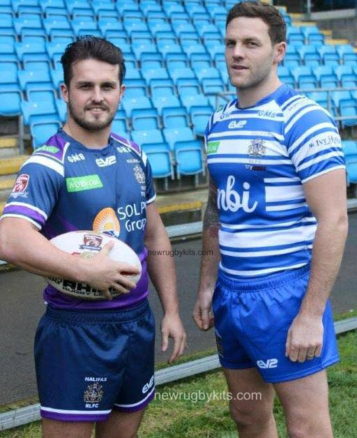 New Halifax RL Kit 2016