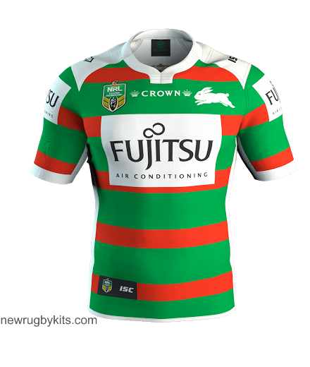 New Rabbitohs Jersey 2016 Nrl Ssfc Home Away Kits 2016 Isc New Rugby Kits
