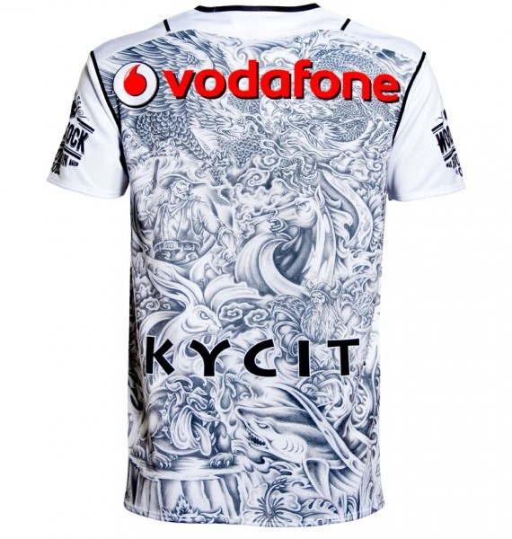 Warriors Nines Shirt 2016