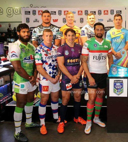 Auckland Nines 2016 Jerseys