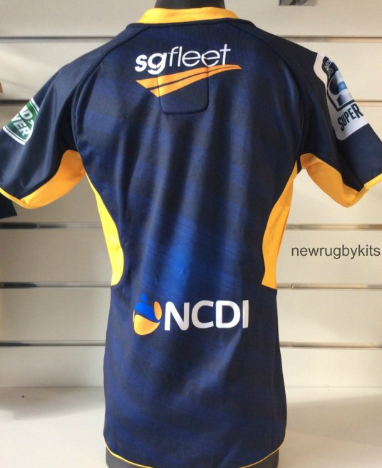 Brumbies Rugby Kit 2016