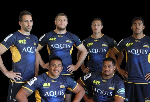 Brumbies Rugby Shirt 2016