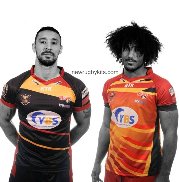 Dewsbury Rams Kit 2016