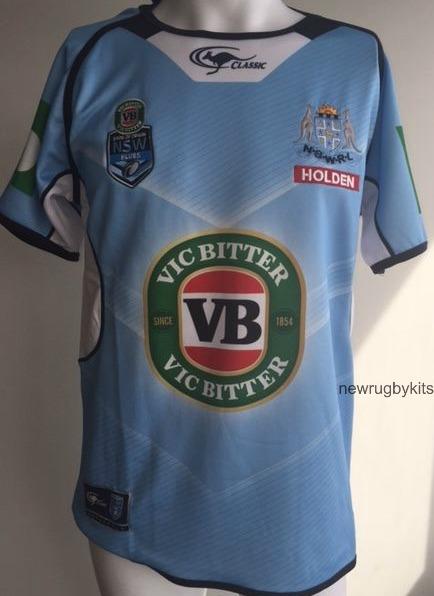 NSW Origin Jersey 2016