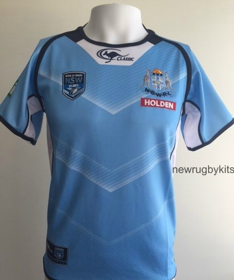 NSW Origin Shirt 2016