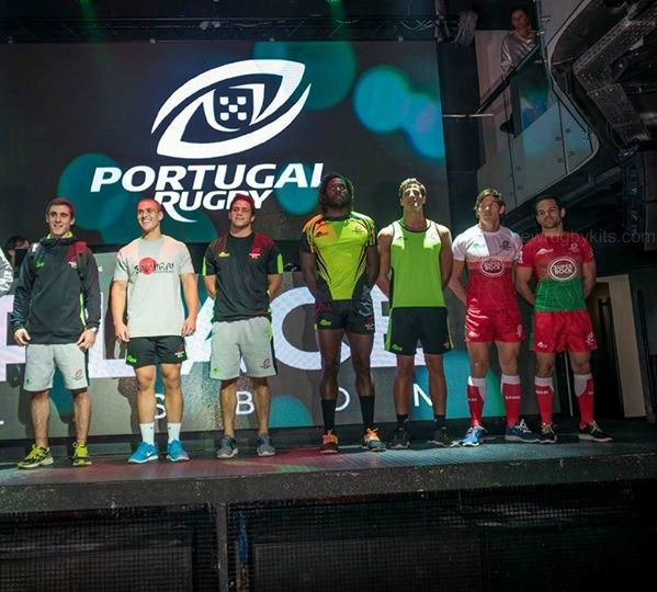 Portugal Sevens Jersey 2016