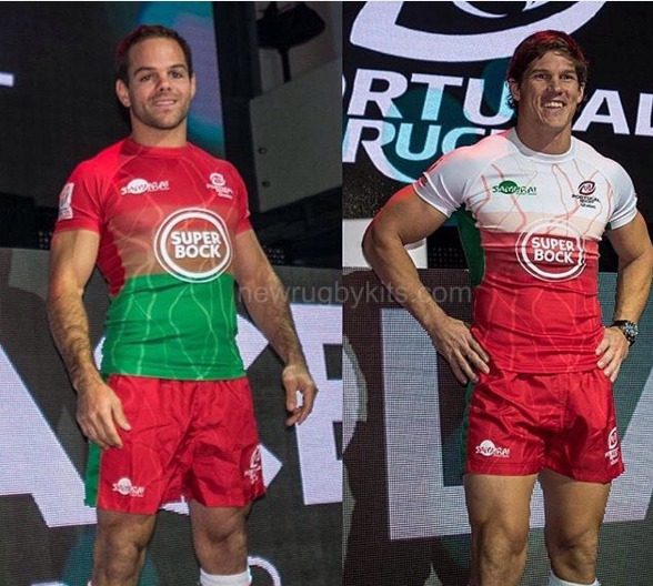 Portugal Sevens Rugby Shirt 2016