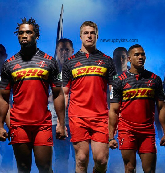 Red Stormers Jersey 2016