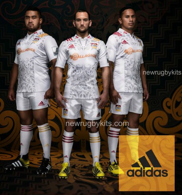 Chiefs Rugby Away Jersey 2016