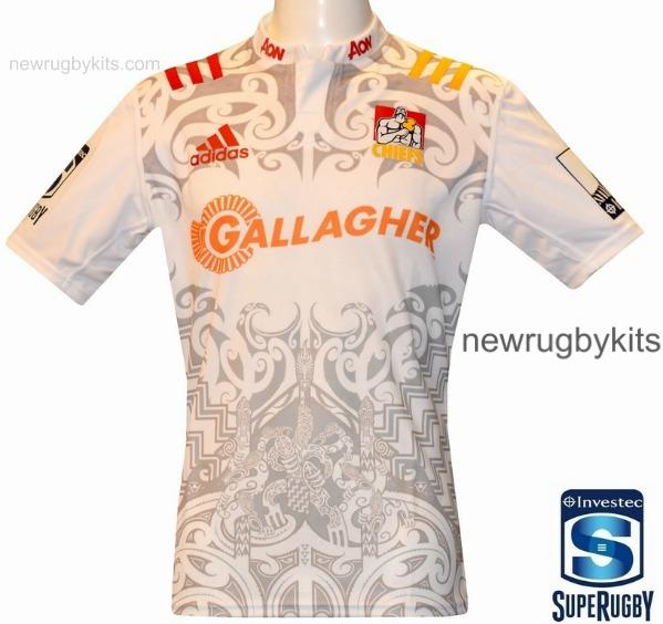 Chiefs Super Rugby Away Shirt 2016