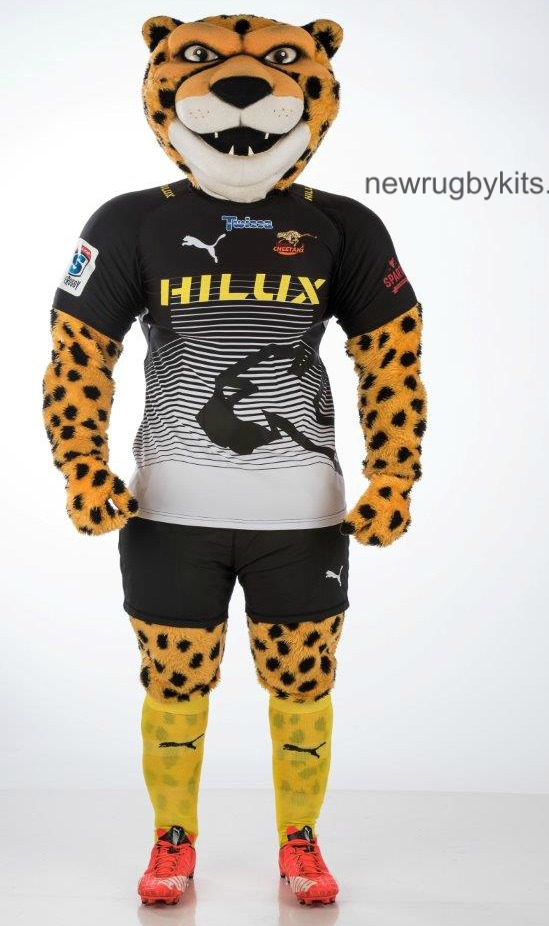 Cheetahs Rugby Special Jersey vs Jaguares 2016