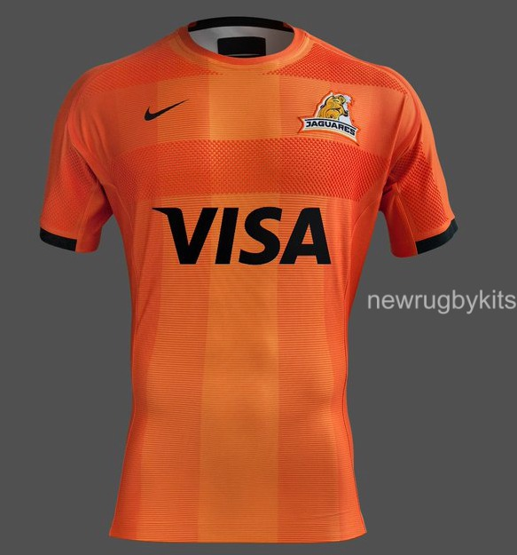 ed0a194f0e5 New Jaguares Rugby Jersey 2016- Nike Los Jaguares Super Rugby Shirt ...