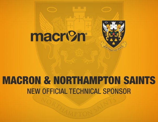 Macron Saints Rugby