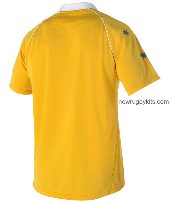 Wallabies Strip 2016 Back