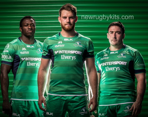 Connacht Rugby New Jersey 2016 17