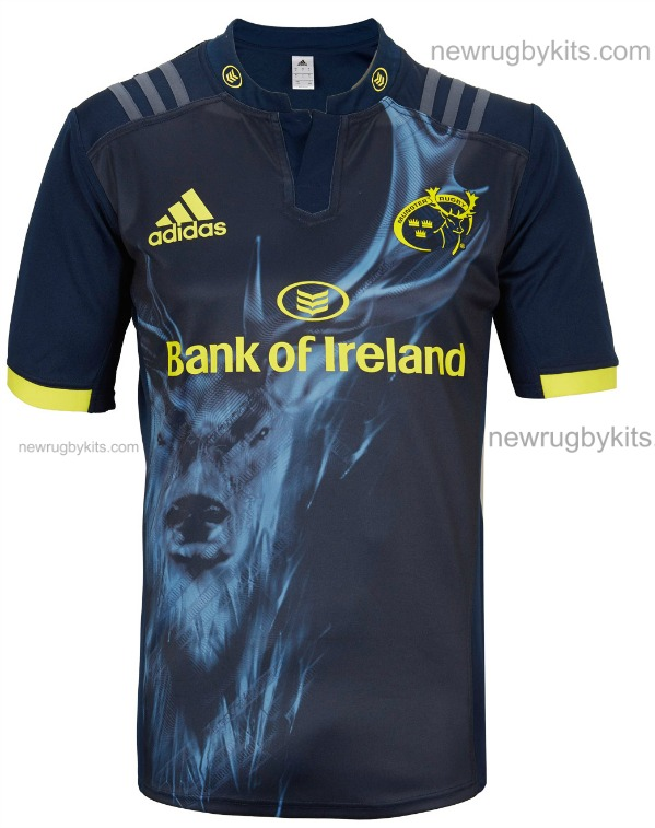 New Munster Rugby Stag Jersey 2016 2017
