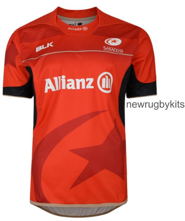 Saracens Away Rugby Shirt 2016 17