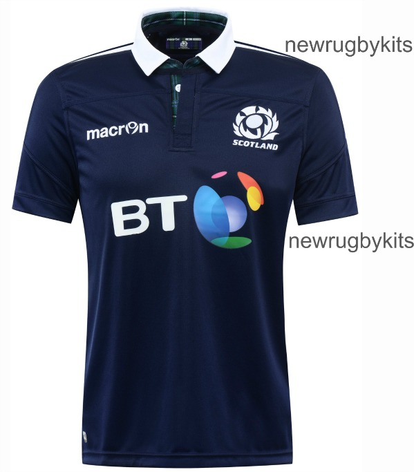 Scotland Rugby Home Kit 2016 2017