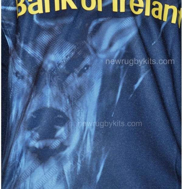 Stag on Munster Shirt 2016 17