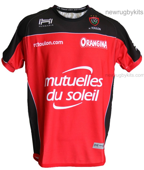 Toulon Hungaria Sport Shirt 2016 17