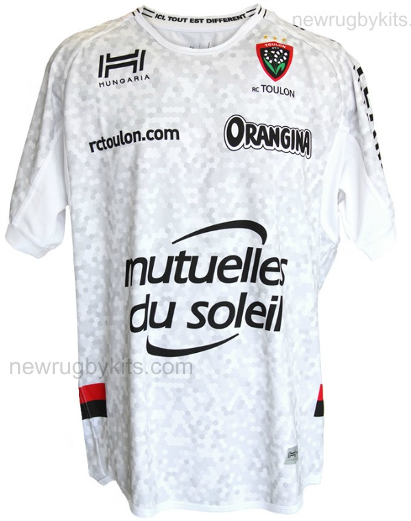 Toulon Rugby Jersey 2016 17 Third