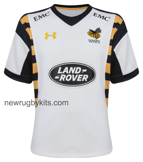 Wasps Away Rugby Kit 16 17
