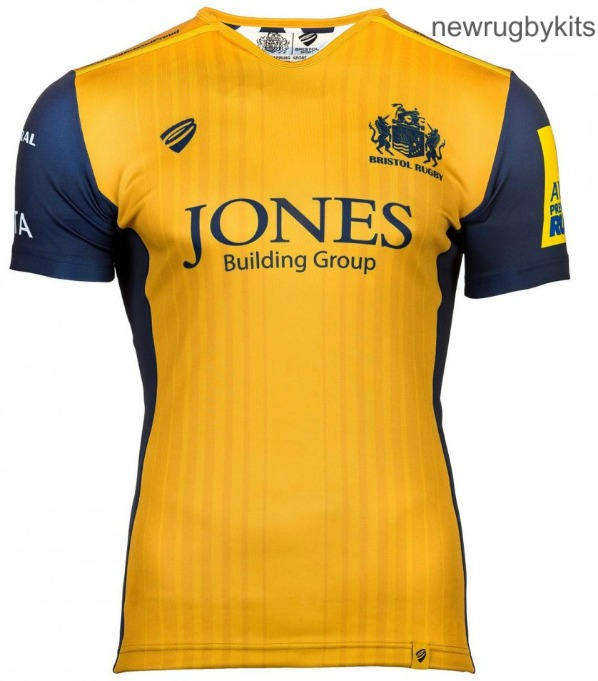 Bristol RFC Away Jersey 2016 2017