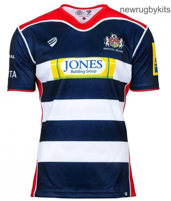 Bristol RFC Shirt 16 17