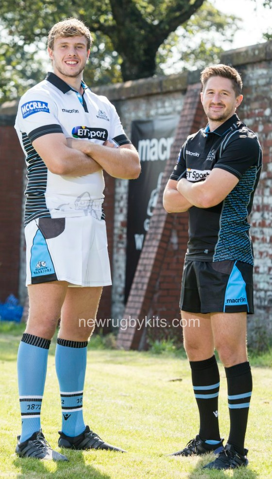 Glasgow Warriors Kit 2016 17