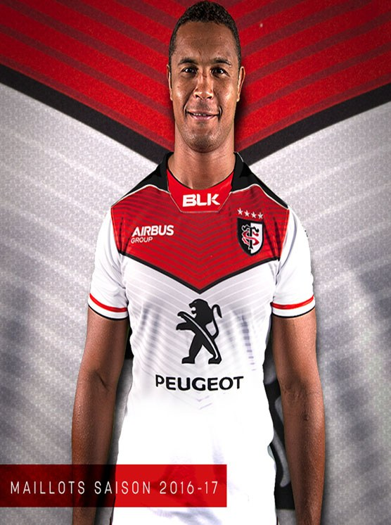Toulouse Rugby Jersey 2016 17