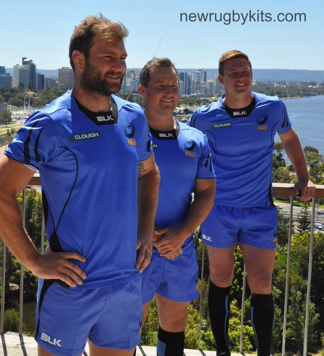 New Western Force Jersey 2017
