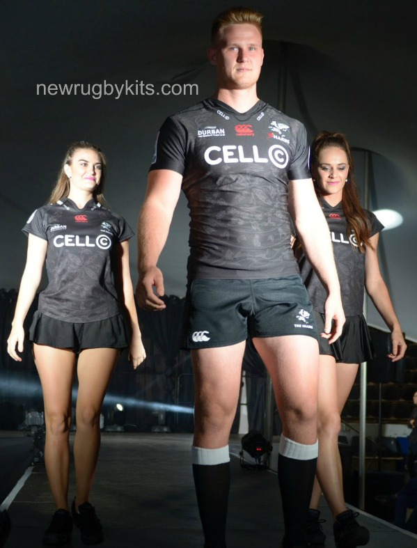 Sharks Rugby New Jersey 2017