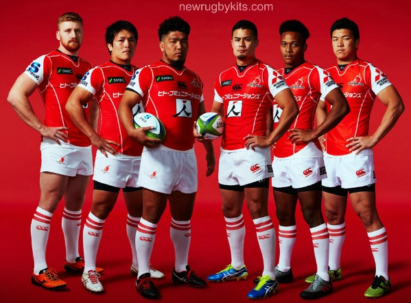 4138f977bbe Made by Canterbury, the new uniforms will be worn by the Sunwolves as they  aim to improve on their debut season showing. Sunwolves Home Jersey 2017