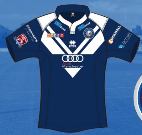 Swinton Lions Home Kit 2017