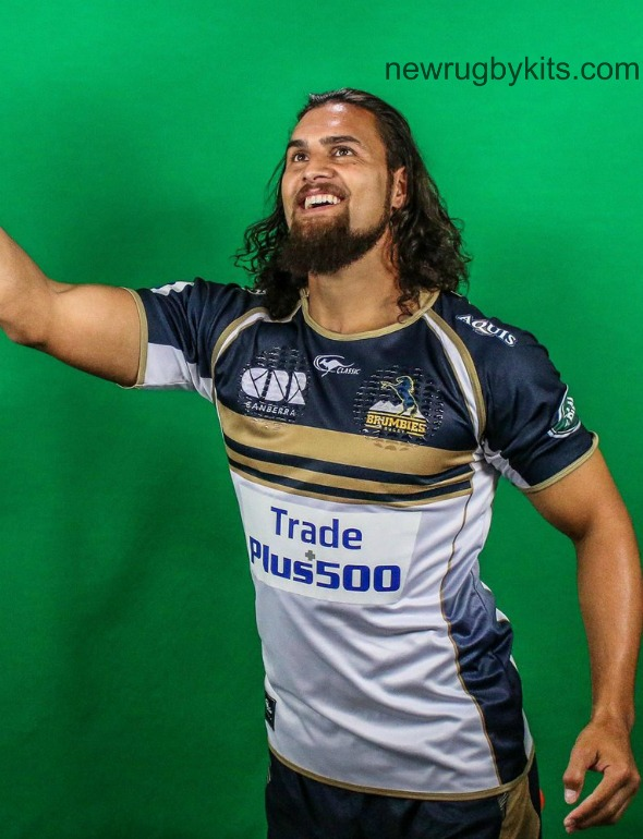 New Brumbies Jersey 2017