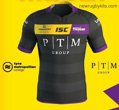 Newcastle Thunder Home Shirt 2017