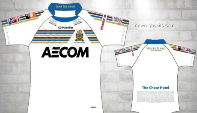 Whitehaven RLFC Home Kit 2017