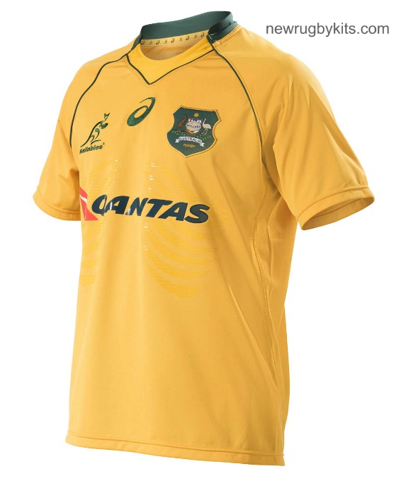 Wallabies Rugby Shirt 2017