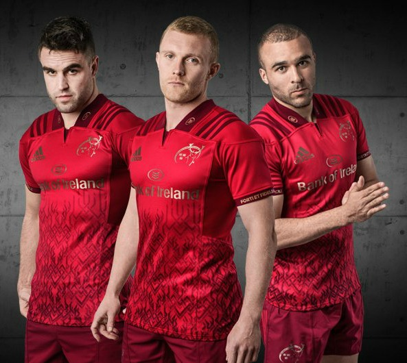 New Munster Rugby Top 2017 2018