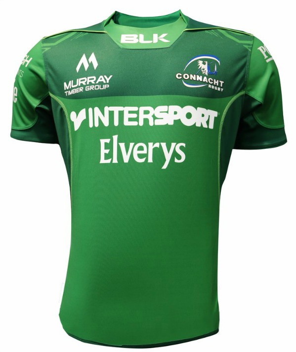New Connacht Rugby Jersey 2017 2018