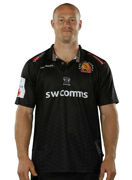 New Exeter Chiefs Jersey 2017 18