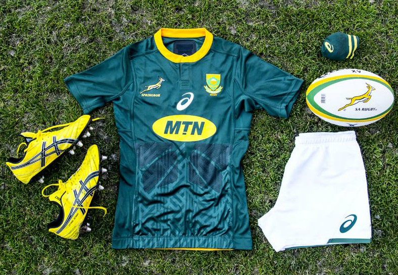 Bok Rugby New Shirt 2018
