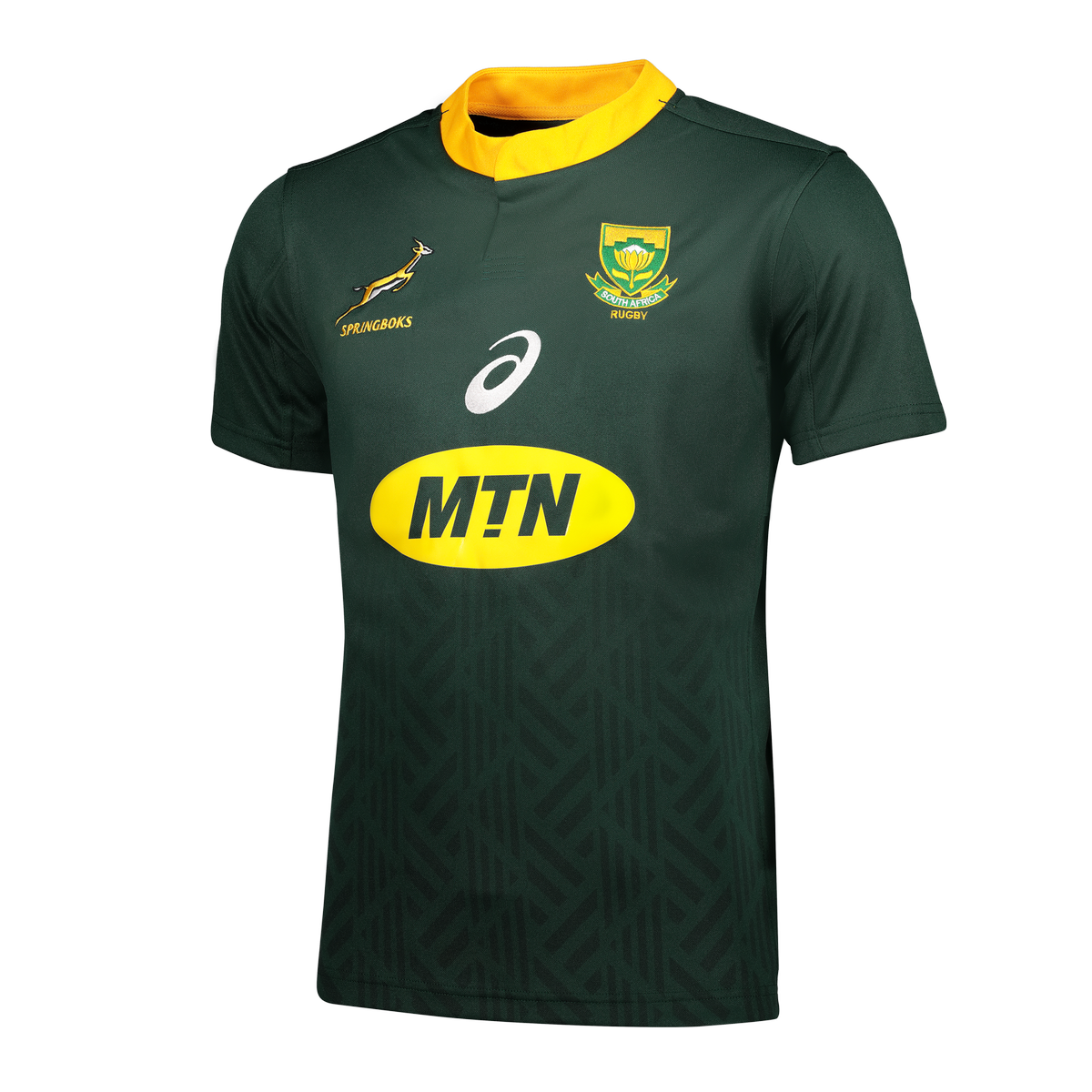 New South Africa Rugby Kit 2018 19