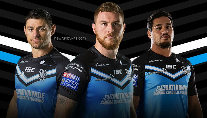 Blue Hull FC Shirt 2019