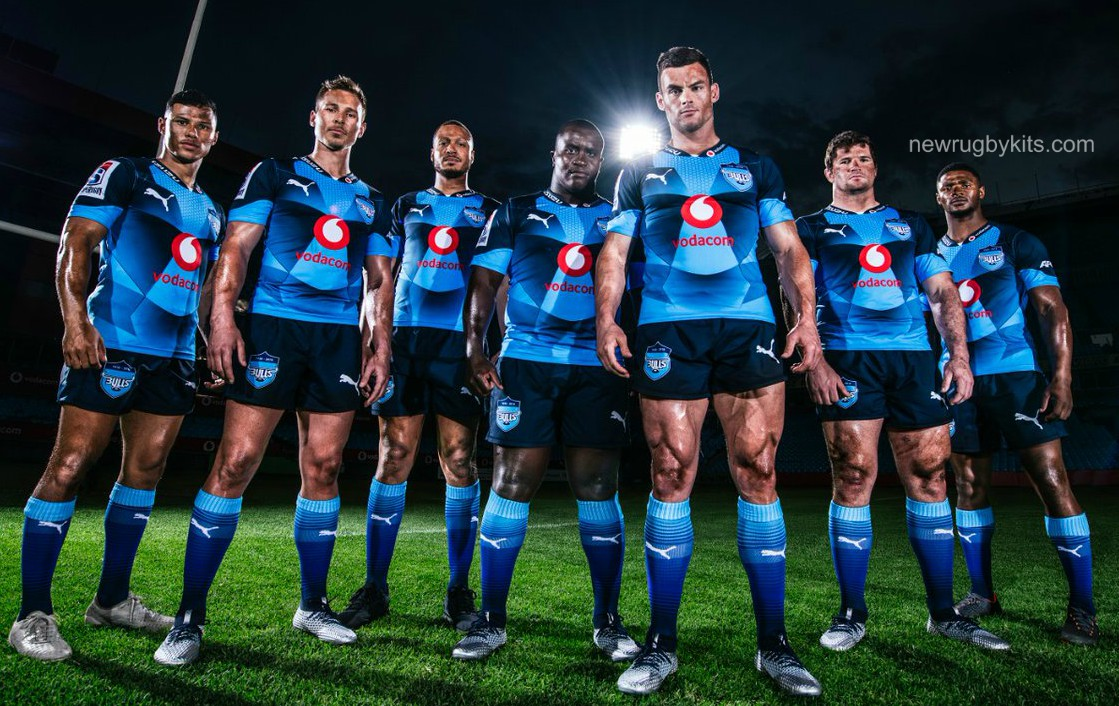 New Blue Bulls Jersey 2019 Super Rugby