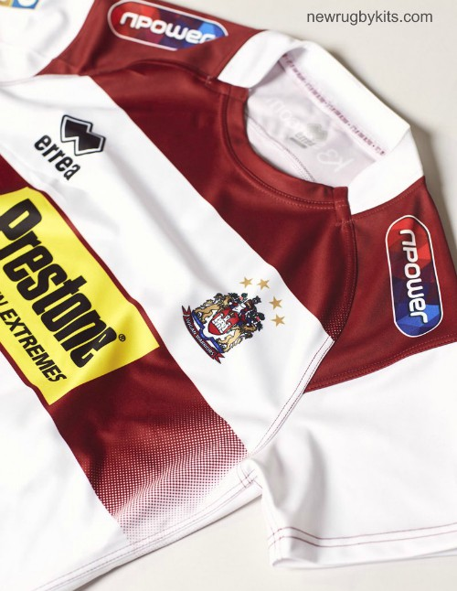 Prestone Wigan Warriors Kit 2019