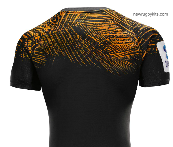 Back of Jaguares Home Shirt 2019