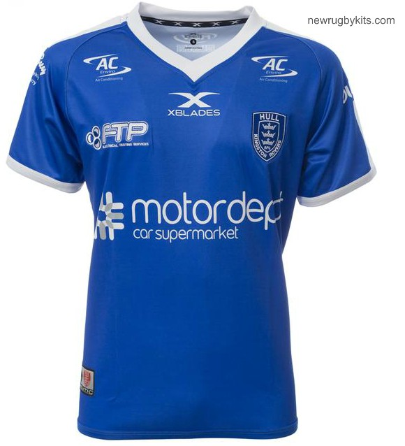 Blue Hull KR Away Shirt 2019